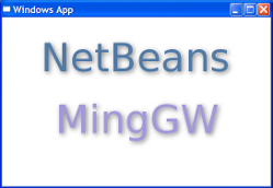 Создание программ для Windows с помощью MinGW и NetBeans